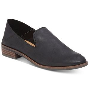 Lucky Brand Cahill Collapsible Loafers in Black